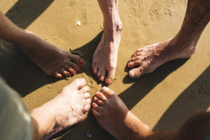 Caring for Aging Feet