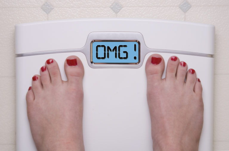 Weight Gain and Foot Pain