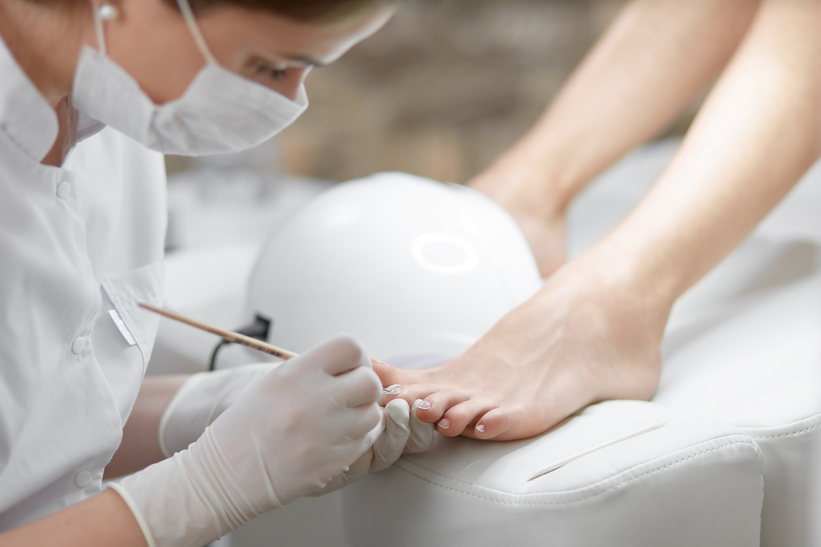 Nail Salons and Foot Treatments during COVID-19 | Medical Pedicure